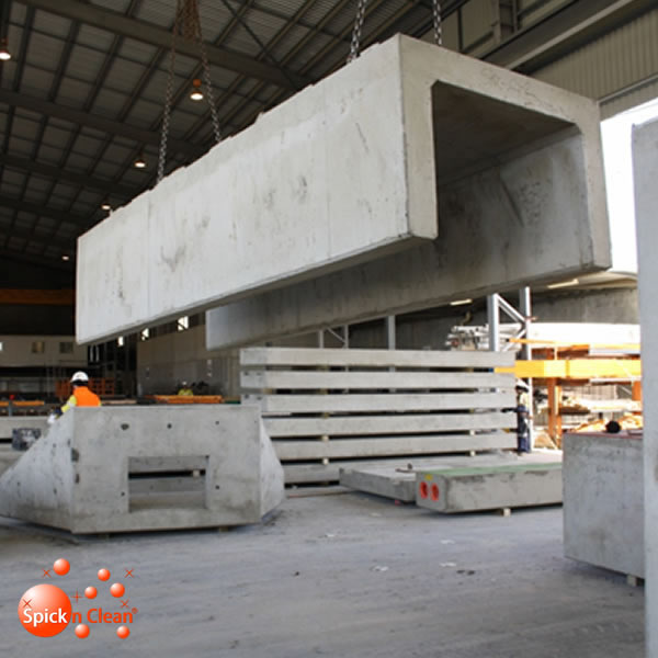 Concrete mold 3